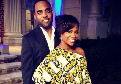 kandi burruss and fiance todd tucker-the jasmine brand
