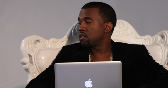 Kanye West Takes Personal Jab at MTV's Sway + Says Wayne Is Number 1 Rapper