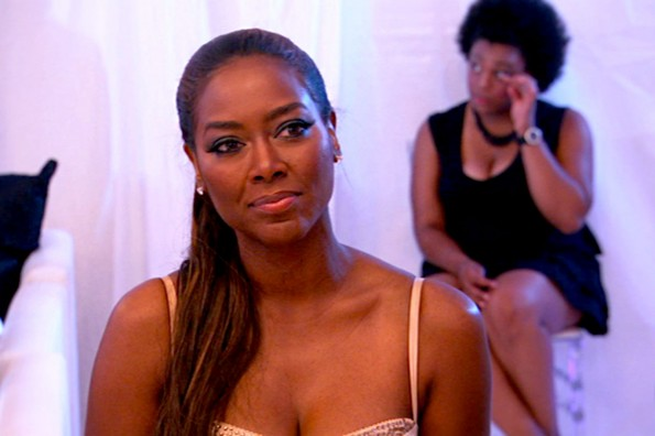 kenya moore-responds to porsha stewart divorce-the jasmine brand