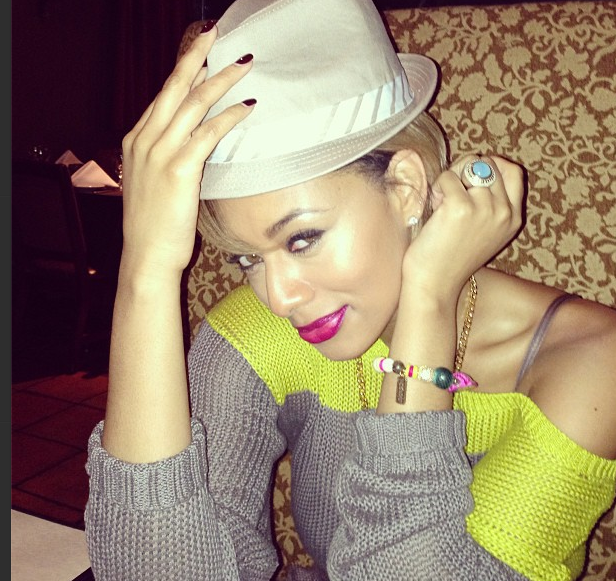 Keri Hilson Has A Meltdown On Twitter: 'Years of Verbal Abuse–Enough Is Enough!'