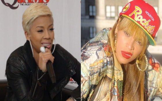 Keyshia Calls Beyonce A Hypocrite for 'Bow Down' Lyrics