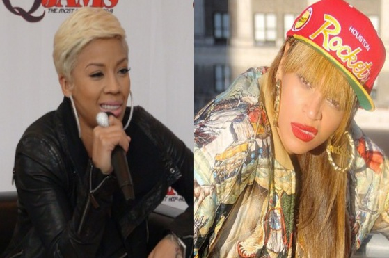 Keyshia Calls Beyonce A Hypocrite for 'Bow Down' Lyrics
