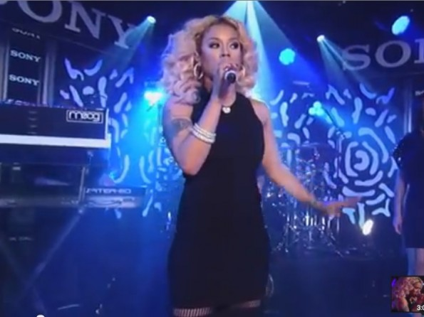 keyshia cole-performs on jimmy kimmel live-post beyonce controversy-the jasmine brand