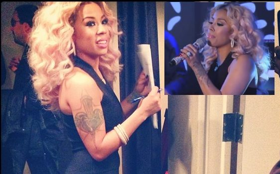 [Video] After Her Controversial Beyonce Comments, Keyshia Cole Performs On Jimmy Kimmel Live