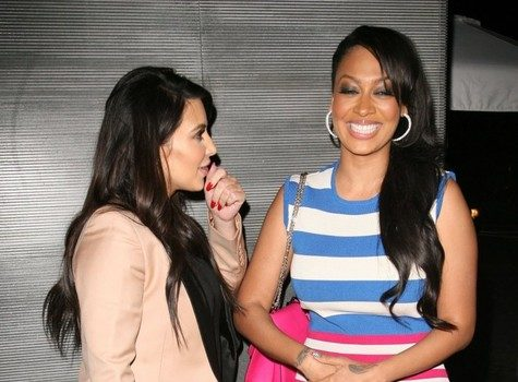 Trey Songz & Kenny Burns Hit CIAA, Kim Kardashian & Lala Anthony Have Girlfriend Dinner + More Celebrity Stalking