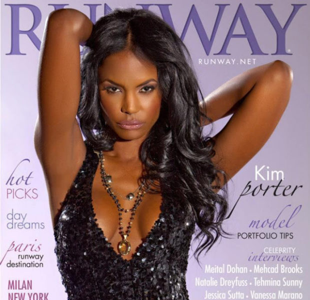 Kim Porter Covers 'Runway' + Ex Detroit Mayor Kwame Kilpatrick Convicted of Racketeering