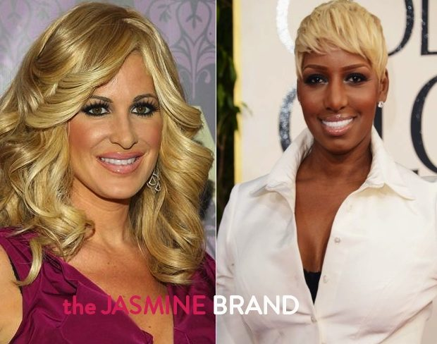 NeNe Leakes Cries After Reuniting Friendship With Kim Zolciak