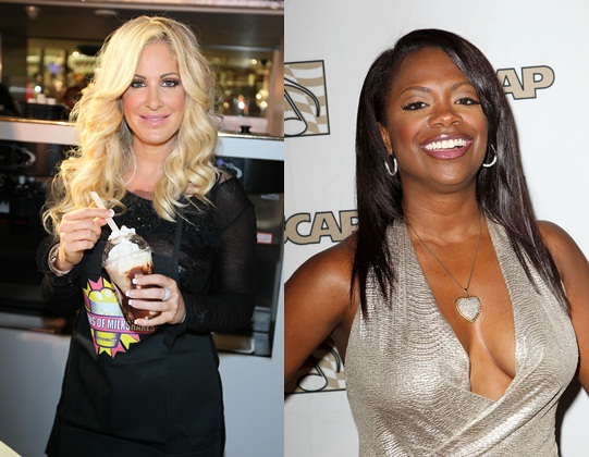 Kim Zolciak Implies Kandi Burruss' Is Suing Her To Get Ratings For Her Spin-Off Show 'The Kandi Factory' + Read the Full Statement