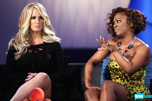Kim Zolciak & Kandi Burruss Secure BRAVO Spin Off Shows