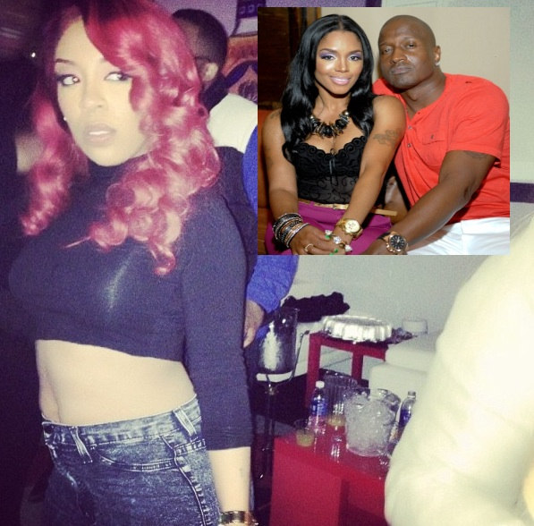 Child Molestation Allegations & Sexuality Insults Fly Between K.Michelle & Rasheeda's Husband