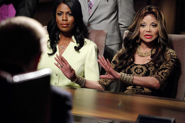 latoya jackson-denies omarosa lawsuit-wendy williams 2013-the jasmine brand