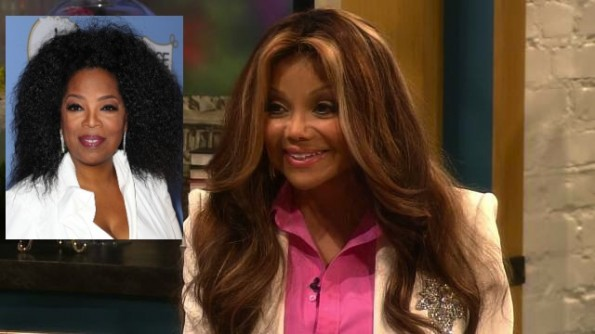 latoya jackson-reality show-oprah winfrey-OWN network-the jasmine brand