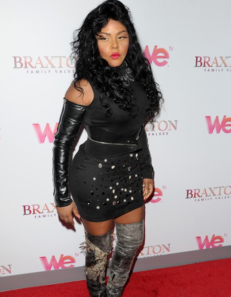 lil kim-braxton family values-season 3 party-the jasmine brand