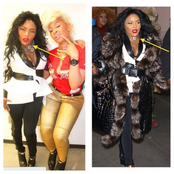 lil kim-says media photoshopping her face-twitter rant-the jasmine brand