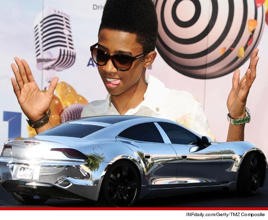 lil twist-crashes justin bieber car-the jasmine brand