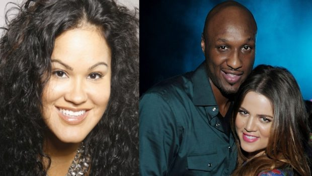Lamar Odom's BabyMama/Ex-Girlfriend Writes Lengthy Letter About Being Abandoned for Khloe Kardashian