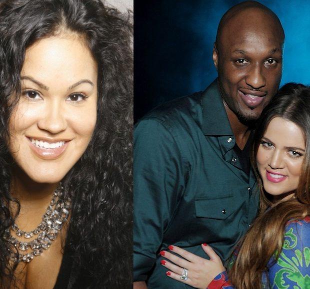 Lamar Odom's BabyMama/Ex-Girlfriend Writes Lengthy Letter About Being Abandoned for Khloe Kardashian