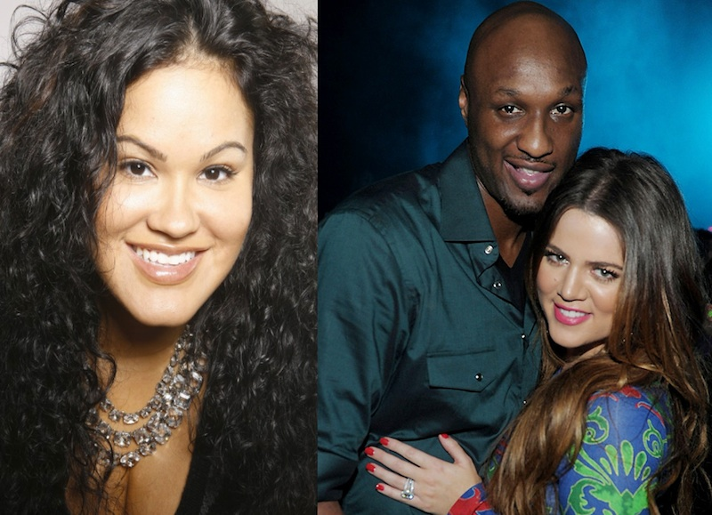 Lamar Odom's BabyMama/Ex-Girlfriend Writes Lengthy Letter About