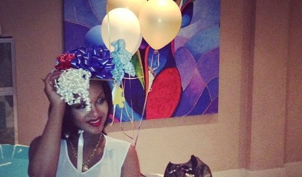 [Photos] Cassie Throws Lola Monroe A Festive, Hollywood Hills, Baby Shower Bash
