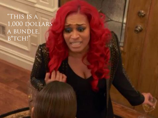 [WATCH] Love & Hip Hop: Weaves, Color Complexes & Tears Episode 9, Season 3