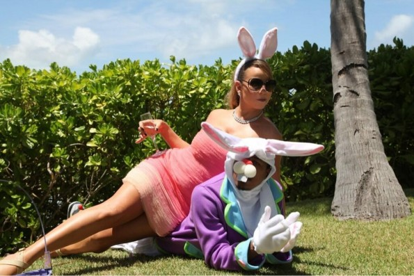 mariah carey-nick cannon-easter 2013-the jasmine brand