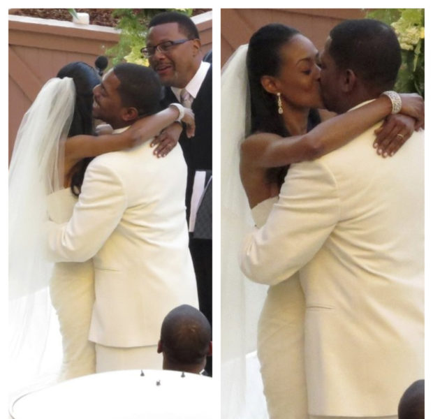 Mekhi Phifer Jumps the Broom, Marries Long Term Girlfriend Reshelet Barnes