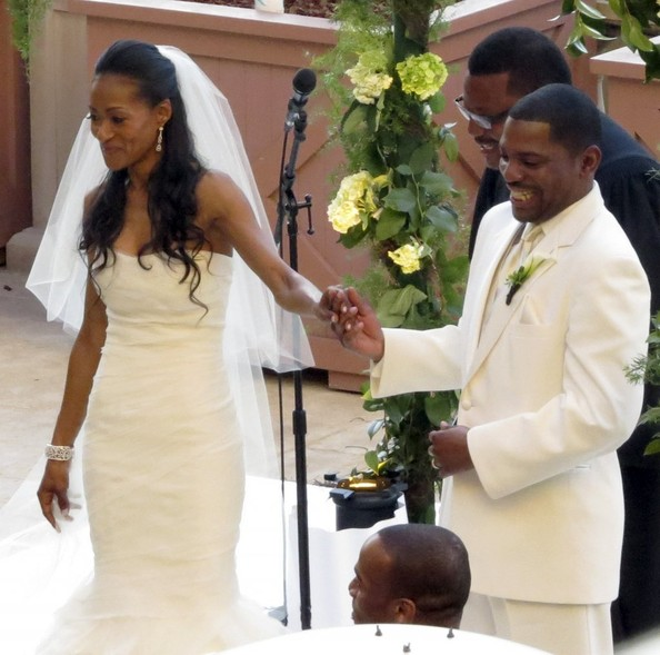 mekhi phifer-wedding-b-the jasmine brand