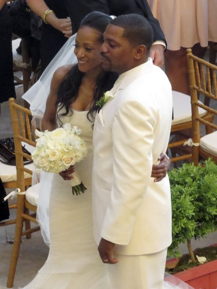 mekhi phifer-wedding-d-the jasmine brand