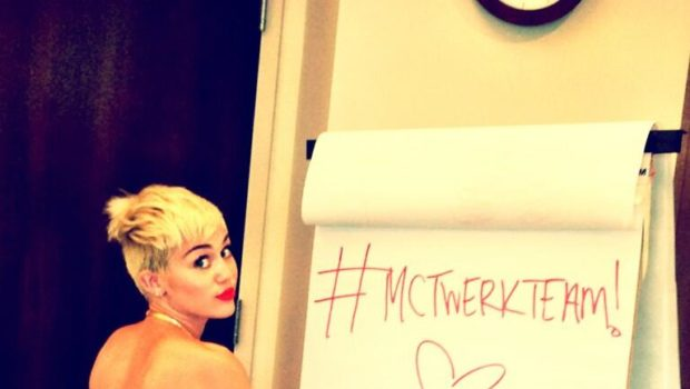 Miley Cyrus Explains Twerk Video: I've Been Practicing For Two Years