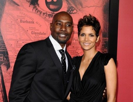Halle Berry, Morris Chestnut Attend 'The Call' Premiere