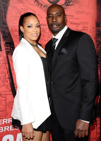 morris chestnut-the call movie premiere-the jasmine brand