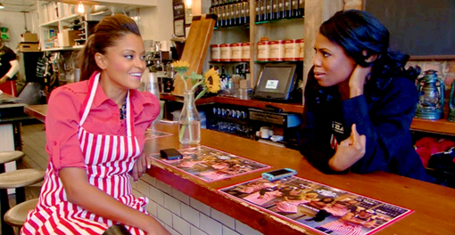 omarosa-claudia jordan-celebrity apprentice twitter beef-the jasmine brand