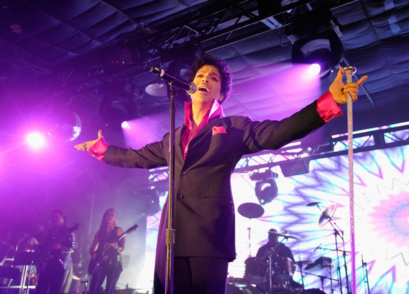 [Video] Prince Takes Over SXSW + Isaiah Washington, Felicia 'Snoop' Pearson & Jesse Williams Kick It Backstage