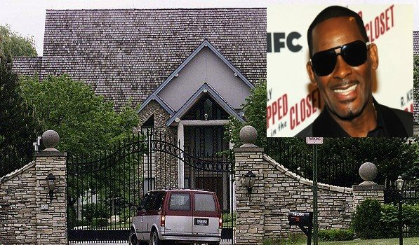 R.Kelly Loses Chicago Mansion to Foreclosure + Lil Wayne Released From Hospital