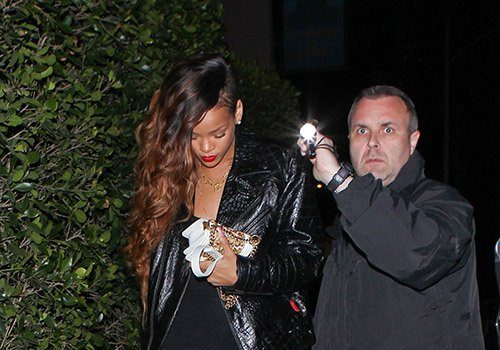 Nene Leakes Dines In LA + Rihanna Serves Leg + More Celebrity Stalking