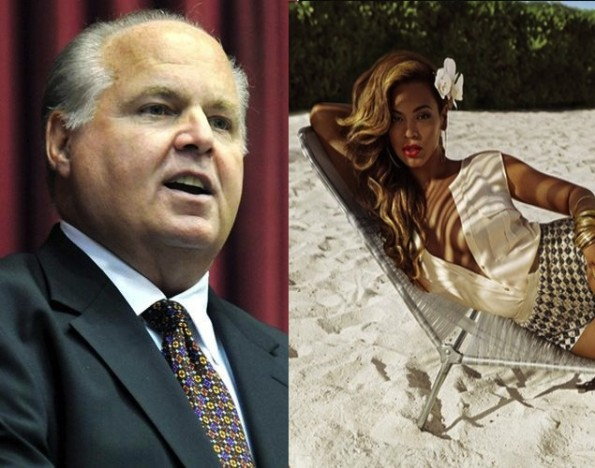rush limbaugh-comments on beyonces bow down lyrics-the jasmine brand