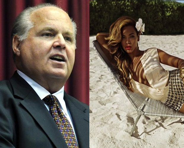 Rush Limbaugh Says Beyonce's Song Means Women Should 'Bow Down' To Men + Wendy Williams Disapproves