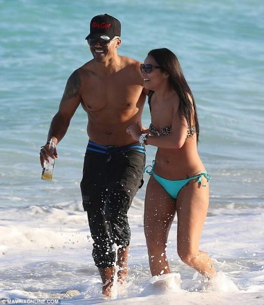 shemar moore-girlfriend-south beach-the jasmine brand