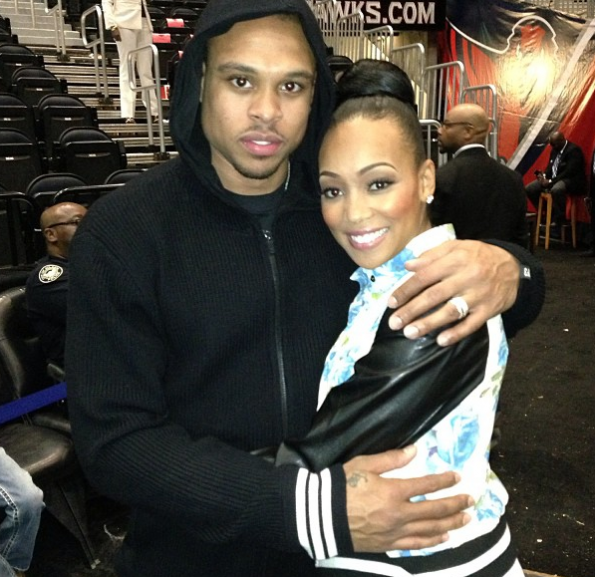 singer monica-pregnant-shannon brown 2013-the jasmine brand