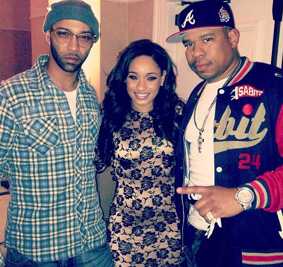 tahiry-joe budden-ciaa 2013-the jasmine brand
