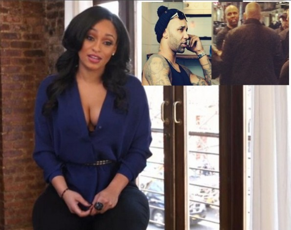 tahiry jones-denies reconciling with joe budden-consequence fight-the jasmine brand