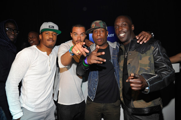 talib kweli-nate parker-jesse williams-group shot sxsw-the jasmine brand