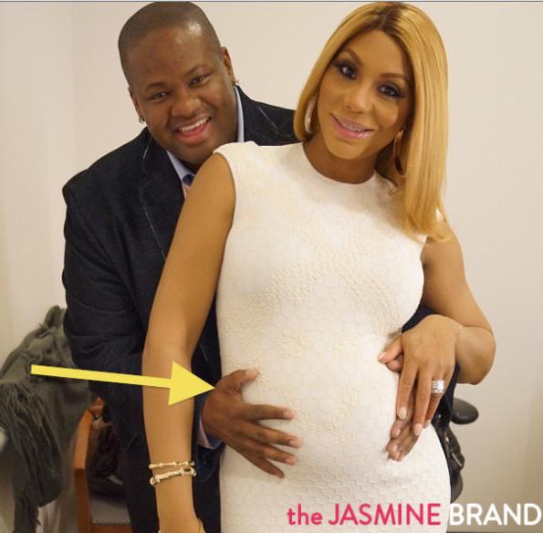 tamar braxton-confirms pregnancy-pregnancy photo-the jasmine brand