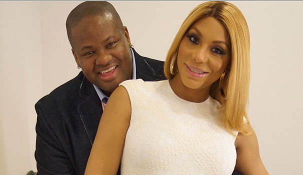 Tamar Braxton Confirms Pregnancy, Releases Maternity Photo + Confirms She's Not Returning to 'Tiny Tonight'