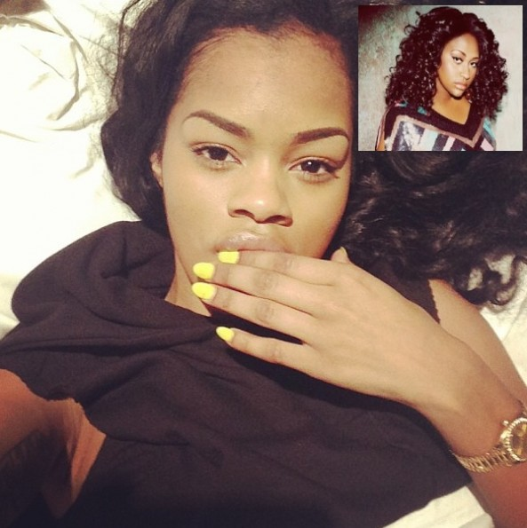 teyana taylor-covers jazmine sullivan-im in love with another man-the jasmine brand