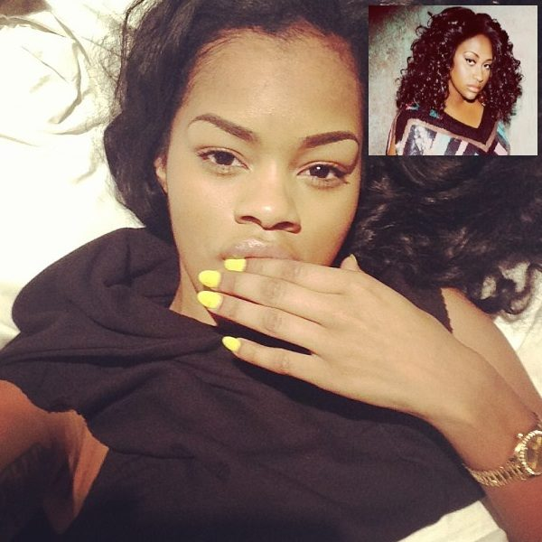 [WATCH] Teyana Taylor Tries Her Hand At Jazmine Sullivan's 'In Love With Another Man'