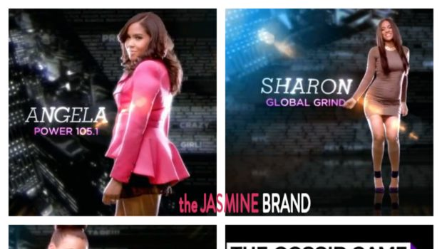 [WATCH] Official Teaser for VH1's 'The Gossip Game' Reality Show Released