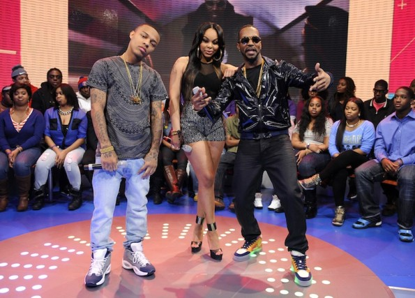 106 & Park, March 7, 2013. (photo: John Ricard / BET)