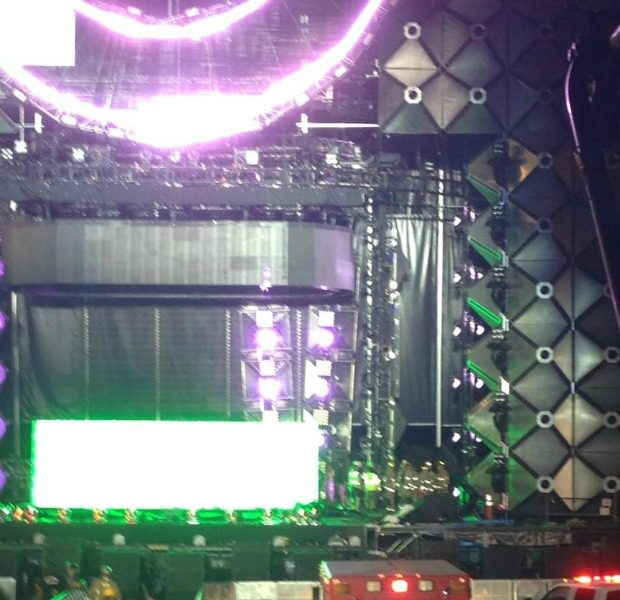 Ultra Music Festival Stage Collapses In Miami, Two People In Critical Condition