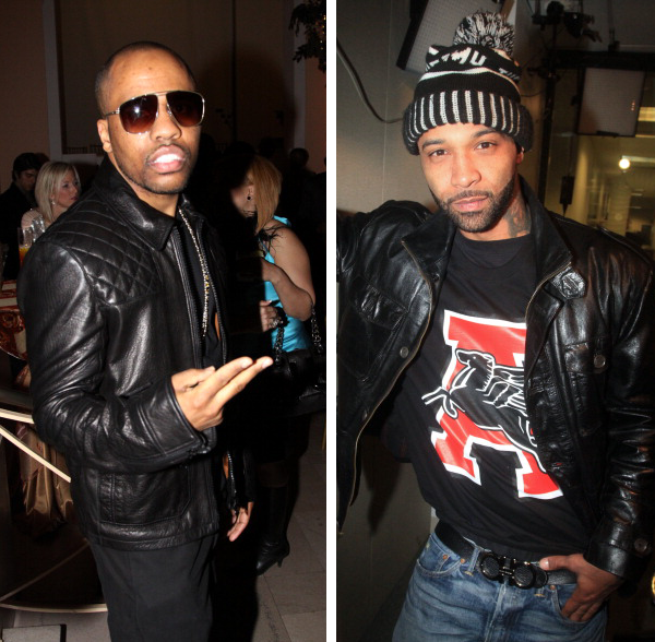 [WATCH] Footage of Joe Budden & Consequence's LHHNY Reunion Fight Leaks